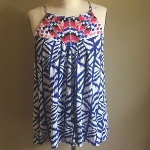 Lucky Brand Tank Top Size L